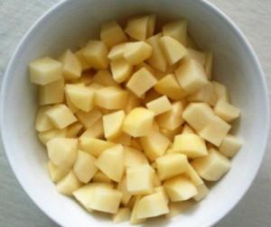 суп с фрикадельками картошка
